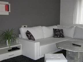 wohnzimmer weiß grau wohnzimmer wohnzimmer in grau wei 223 gr 220 n mein domizil