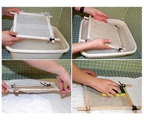 c mo hacer papel reciclado taringa pasos para hacer papel reciclado estilo verde
