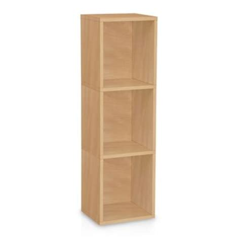 buy 3 shelf bookcases from bed bath beyond