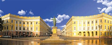 Architecture Styles by Learn Russian In Odessa Novamova Language Schools And