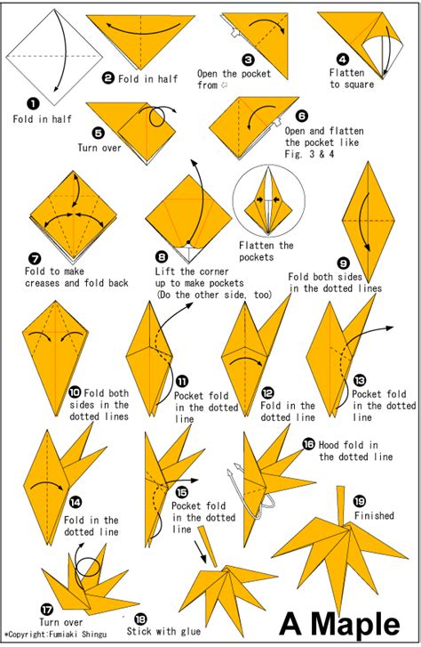 cara mudah membuat origami naga gambar origami naga animegue com