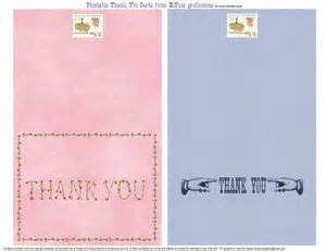 bnute productions free printable thank you cards for anytime