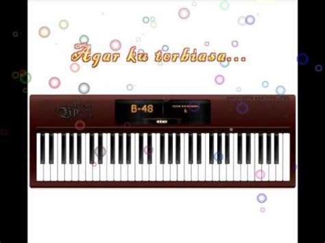 tutorial bernafas tanpamu lyla bernafas tanpamu piano cover lirik youtube