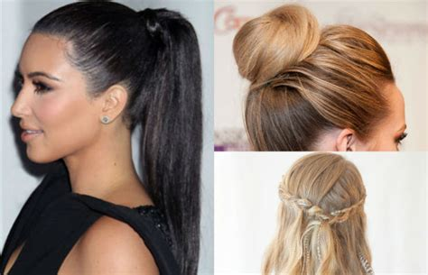 4c hair styles for semi formal event emergency bad hair day 3 quick hairstyles for a formal