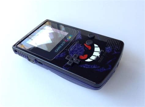 gameboy color shell mod 17 best images about gameboy color advance on pinterest