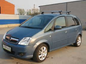 Opel Meriva Manual 2006 Opel Meriva Pictures 1600cc Gasoline Ff Manual