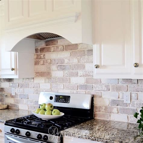 25 best images about brick veneer wall on pinterest