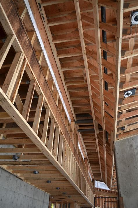 west van  house framing home building  vancouver