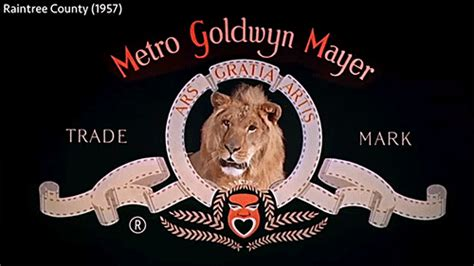 roaring lion film logo film history gif by digg find share on giphy