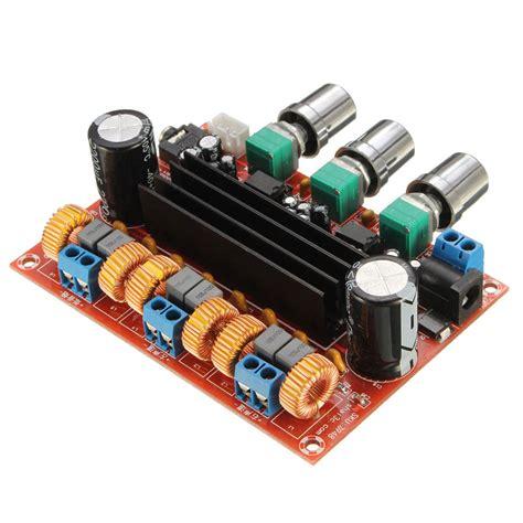 Tpa3116d2 Sound Quality Power Lifier Board 50w 2 1 Diskon tpa3116d2 sound quality power lifier board 50w 2 100w