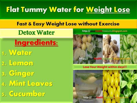 Detox How Much Weight Do You Lose by Best Detox Water Lose Belly With Flat Tummy Water