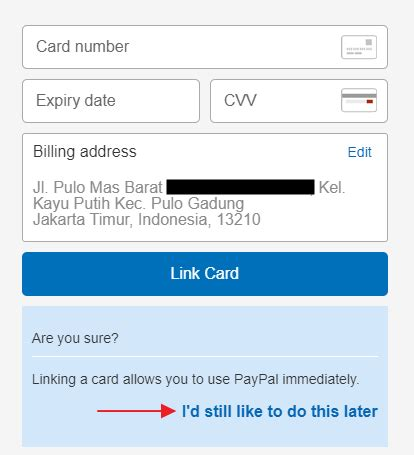 cara membuat akun paypal untuk pemula cara membuat akun paypal tanpa kartu kredit terbaru 2018
