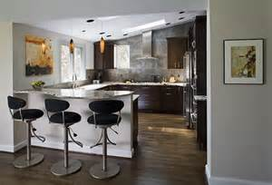 Dining Room Bars Kitchen Family Room Dining Room Laundry Room Bar And Studio Contemporary