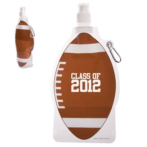 Hydropouch 22 Oz Football Collapsible Water Bottle 22 Oz Label Template