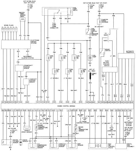 2001 pontiac grand am wiring diagram efcaviation