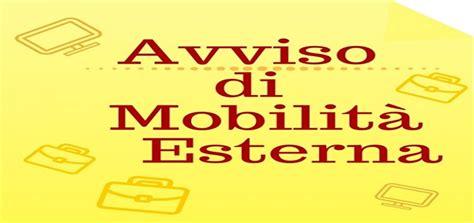 avviso mobilità esterna avviso mobilit 224 esterna proroga termini comune di