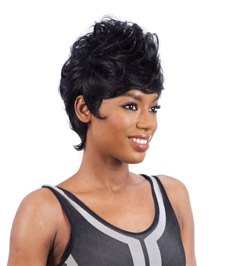 model model create your own unique pixie 19pcs hairstyles