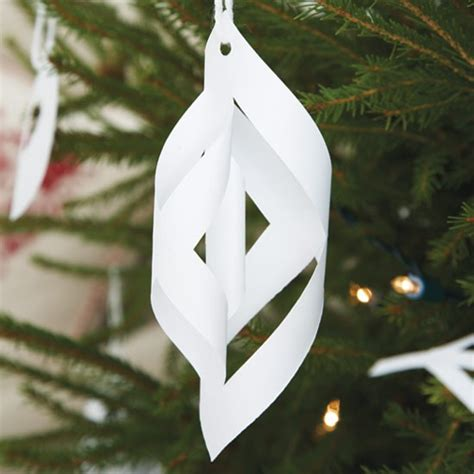 Paper Decorations How To Make - delicate teardrop how to make decorations