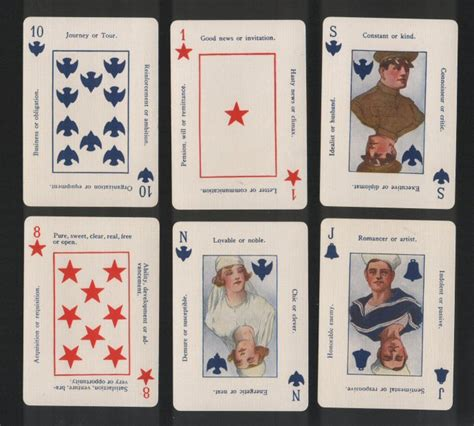 Fortune Tellers Deck Of Cards by Hg Images Playing Cards United States 3