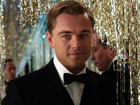leonardo dicaprio gatsby hairstyle hairstyles from the great gatsby gq