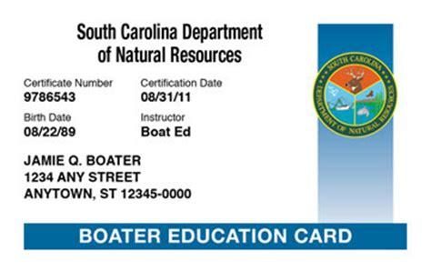 south carolina boating license boat safety course boat ed 174 - Sc Boating License Age
