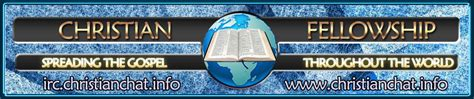 Live Prayer Chat Room by Christian Fellowship Live Christian Chat Chat Room