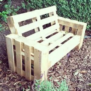 How To Make Patio Furniture Out Of Pallets How To Build Patio Furniture Out Of Pallets Woodworking Projects Plans