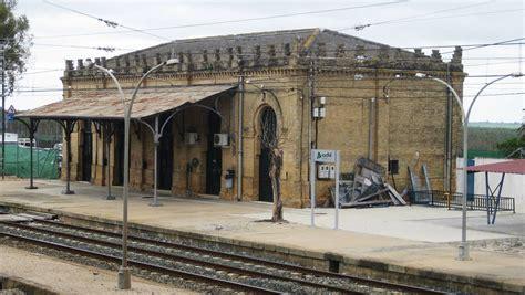 tren cama sevilla barcelona estaci 211 n tren de cercan 205 as en olivares contar 193 con un