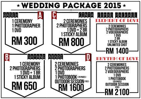 Wedding Package Hotel Bandung 2015 by My Wedding Packages Wedding Venues On Wedding