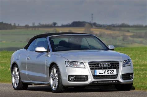 how petrol cars work 2009 audi a5 parental controls audi a5 cabriolet 2009 car review honest john