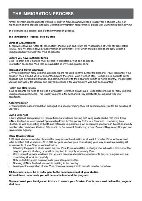 New Zealand International Student Film Enrolment Form
