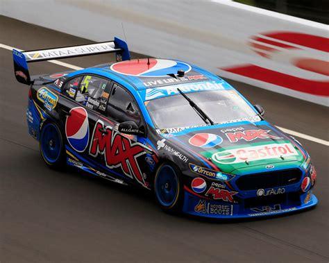 Mark 'Frosty' Winterbottom Claims First International V8