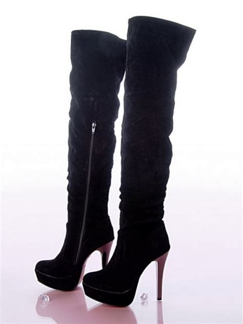 knee high heel boots the sexiest ways to wear them