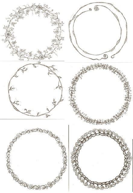 free doodle labels 15 best doodle frames border labels images on