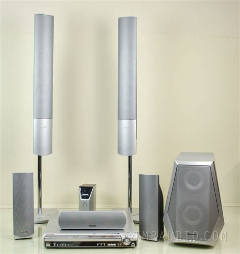 panasonic st ht930 dvd 5 1 home theater system the