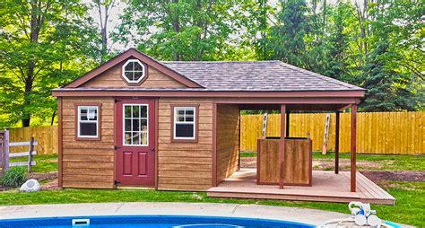 prefab storage sheds wooden storage sheds horizon