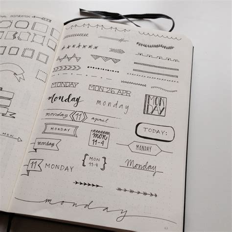 journal design pinterest bullet journal inspiration bullet journal inspiration