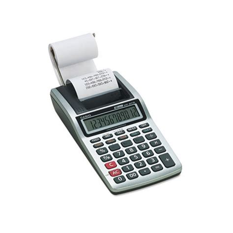 casio hr 8tm handheld portable printing calculator csohr8tm shoplet