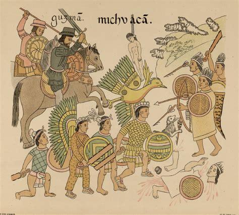 meet the tarascans fierce foes of the aztecs ancient