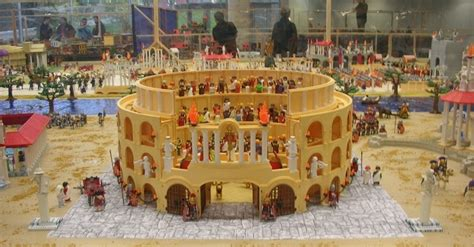libreria coliseum roma coliseo romano 10 playmobil collectors club