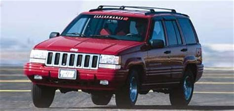 how do cars engines work 1999 jeep cherokee on board diagnostic system 1999 jeep grand cherokee audio engine aftermarket road tests motor trend