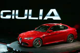 Alfa Romeo D Alfa Romeo Giulia Qv With 510ps Official Details And High