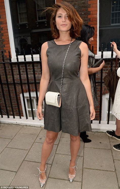 Titipan Daily Dress shades of grey arterton combined grey leather