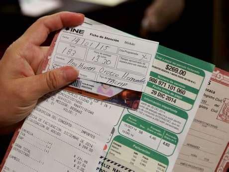 que papeleria se necesita para sacar las placas chihuahua 2016 191 c 243 mo tramitar o actualizar la credencial para votar del ine