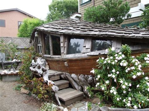 airbnb boat rental oahu 23 old boat made into guest house bodster