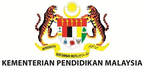 e perkhidmatan kementerian pendidikan malaysia bahasa kurikulum logo baru kementerian pendidikan