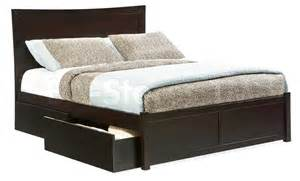 bed tv stand footboard miami bed flat panel footboard flat panel drawers