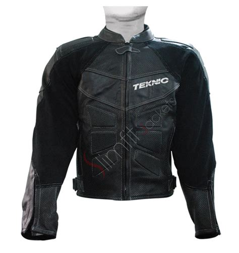 Usa Plate Genuine Leather Motorcycle Jacket