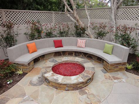 fire pit benches fire pit with bench fire pit pinterest