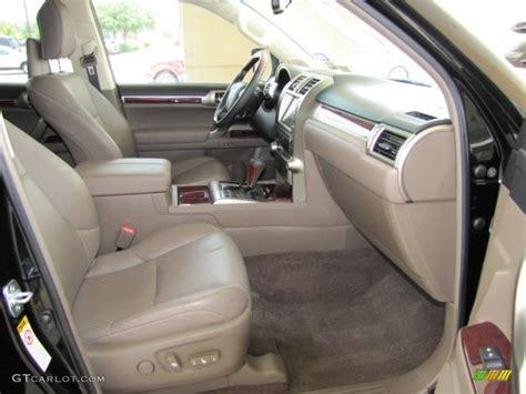 2010 lexus gx 460 interior sepia interior 2010 lexus gx 460 photo 66108474